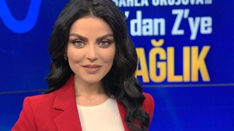Başarılı sunucu Şahla Orujova, A'dan Z'ye Sağlık'ı anlattı