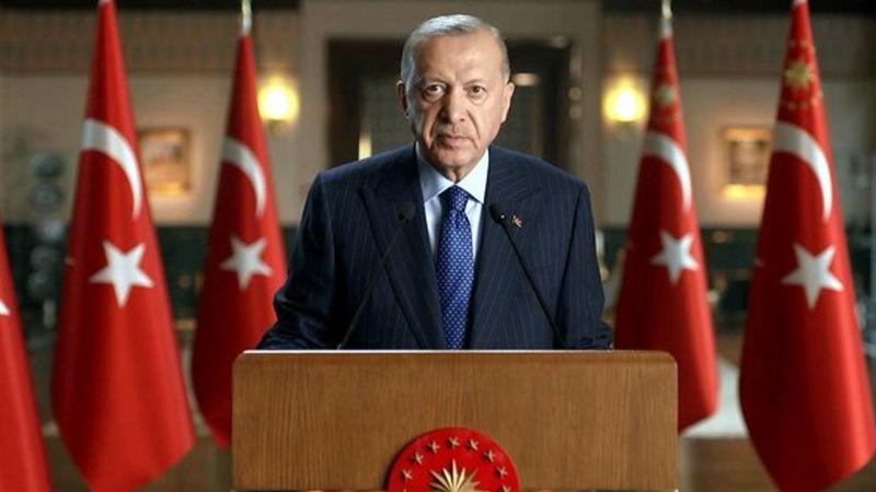 Erdoğan'dan Muhtarlar Günü mesajı