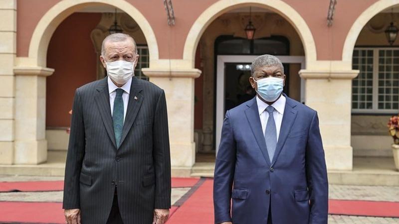 Fransız basınından Erdoğan'ın Afrika ziyaretine yakın takip