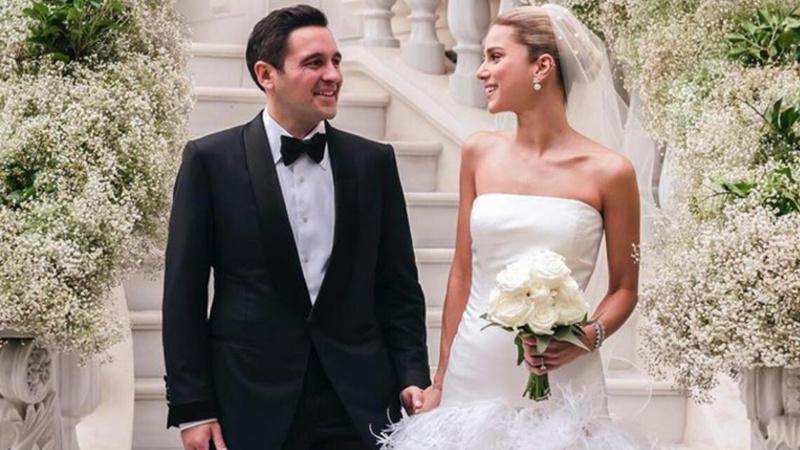 Sosyetik çiftin düğün tarihi belli oldu
