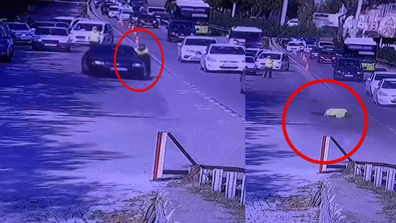 Polisi sürükleyen eski CHP'li başkan yardımcısı: Şeker hastasıyım, panikledim