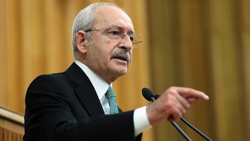 Kılıçdaroğlu partisinin Meclis grup toplantısında konuştu