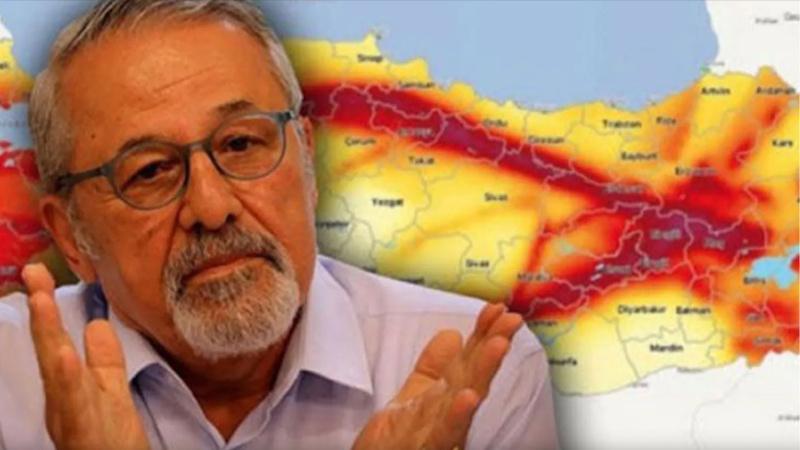 Prof. Dr. Naci Görür'den Van depremi açıklaması!