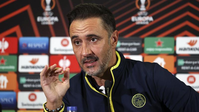 Vitor Pereira: Elimizden gelenin en iyisini yapıp 3 puanı almak istiyoruz