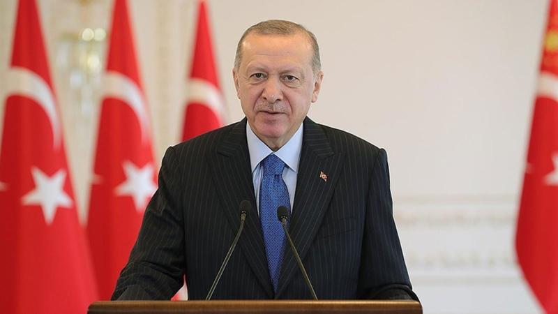 Erdoğan, Su Şurası Sonuç Bildirgesi'ni açıkladı