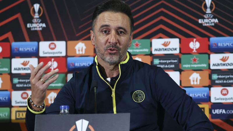 Vitor Pereira: Fenerbahçe, Avrupa Ligi'ni kazanacak seviyede değil