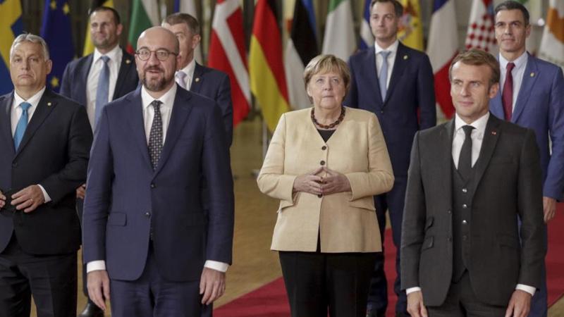 Merkel, AB Liderler Zirvesi'ne son kez katıldı