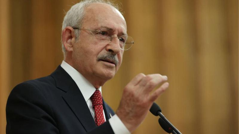 CHP Lideri Kılıçdaroğlu'ndan yurt açıklaması