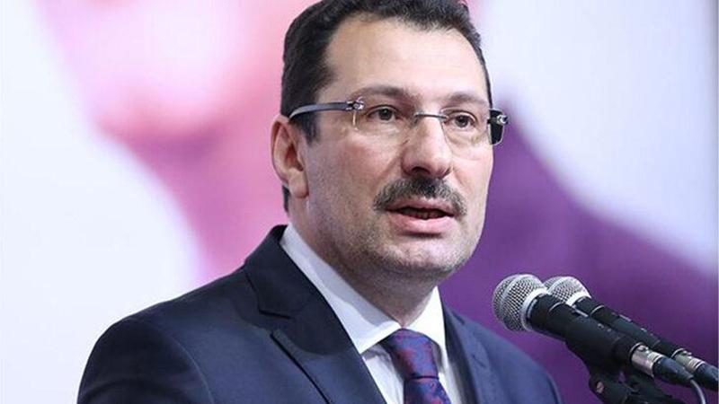 """""""Erdoğan aday olamaz"""" iddialarına AK Parti'den yanıt"""