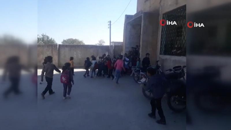 Suriyeli çocukların saldırı korkusu kamerada...