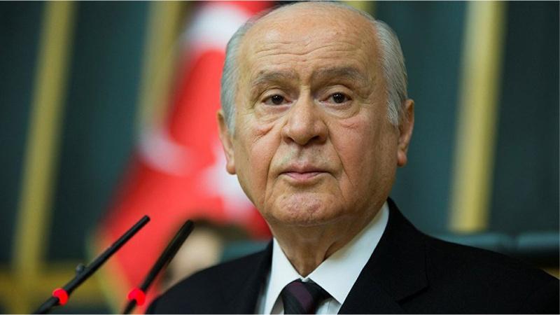 MHP Genel Başkanı Bahçeli'den Ziya Gökalp mesajı