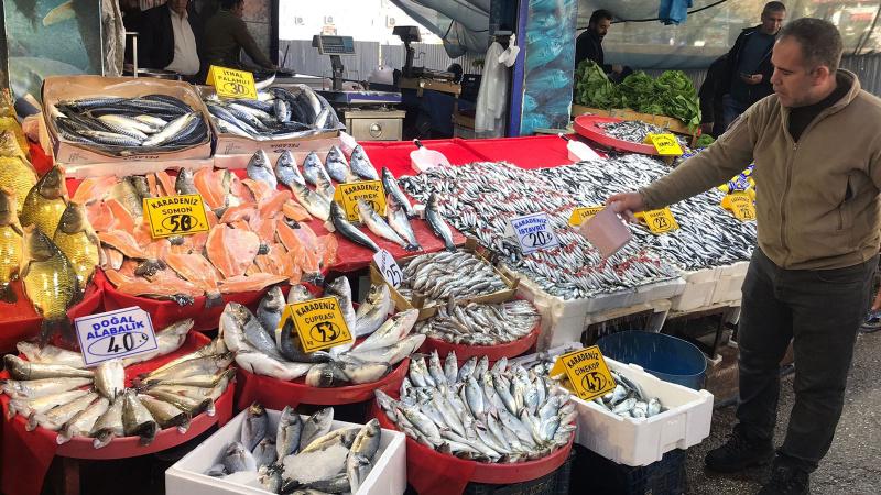 Et ve tavuk fiyatlarındaki artış vatandaşları balığa yöneltti