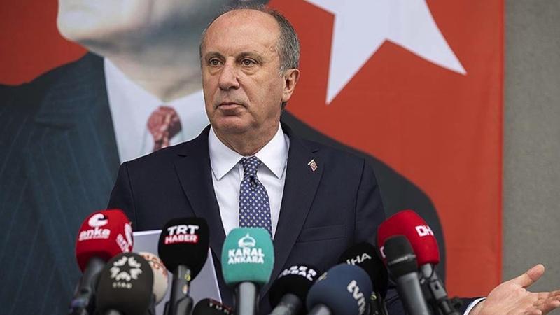"""İnce'den Bahçeli'ye """"Anayasa Mahkemesi"""" tepkisi: Doğru bulmam"""