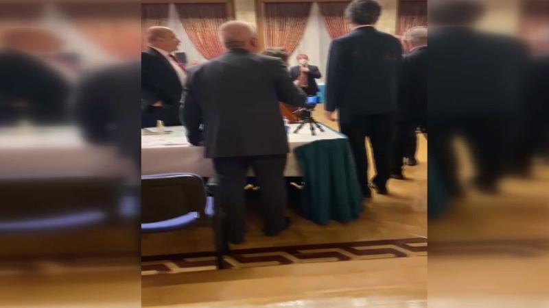 HDP'li Gergerlioğlu ile TBMM Başkanı Şentop arasında gerginlik
