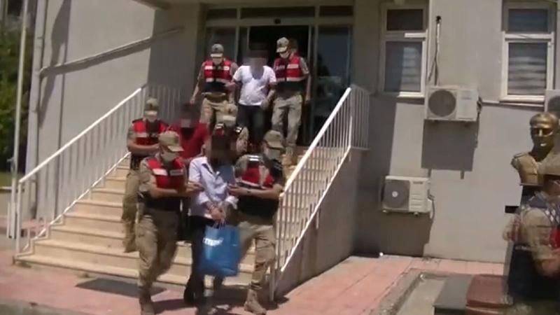 MİT ve Emniyet'ten terör operasyonu: 7 tutuklama