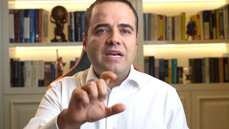 Özgür Demirtaş: Maalesef kötü bir haberim var