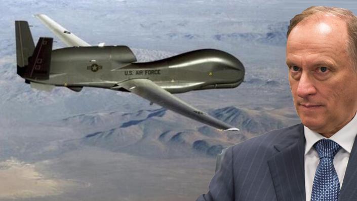 """""""ABD İHA'sı İran'da hava sahası ihlali yaptı"""""""