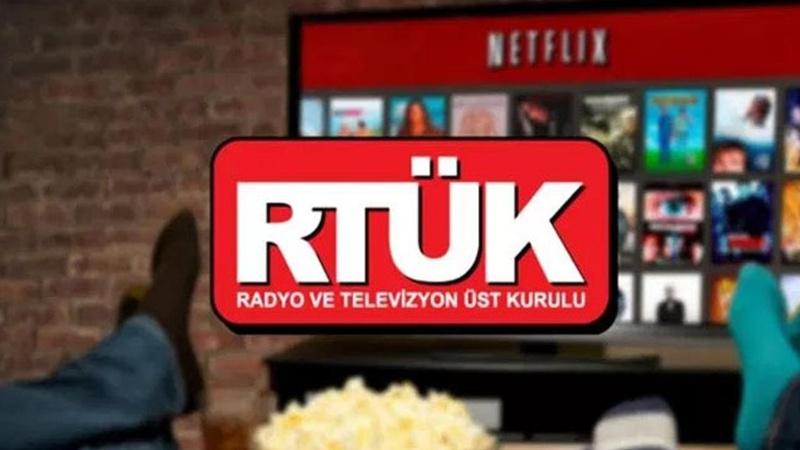 Netflix'in kararına RTÜK'ten destek!