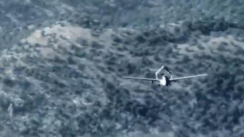 7 PKK'lı terörist SİHA'larla vuruldu