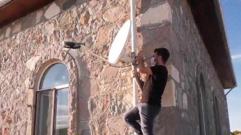 Ankara'da köylere internet için ilk adım