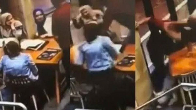 Müslüman hamile kadına saldırmıştı, cezası belli oldu