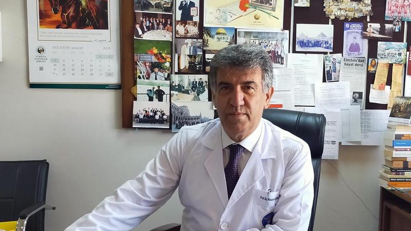 """""""Kardiyoloji klinikleri salgında büyük risk altında"""""""