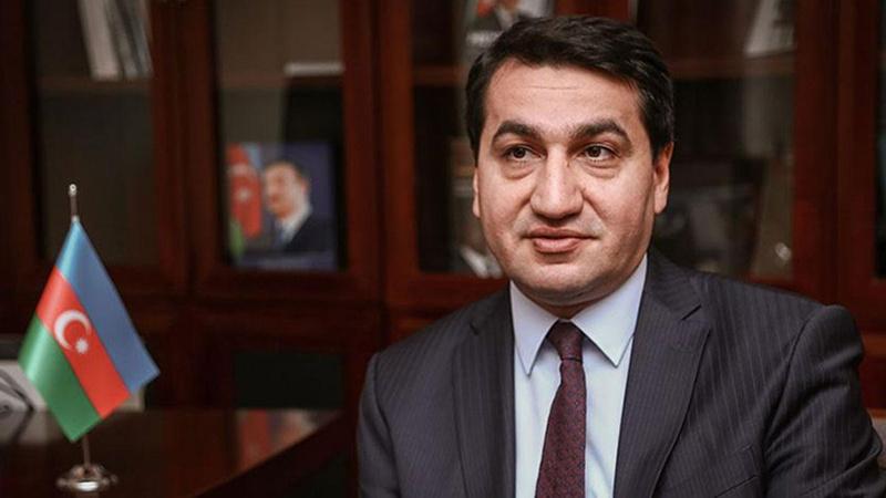 Hacıyev'den Haber Global'e özel açıklamalar
