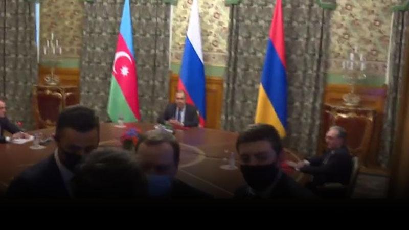 Moskova'daki kritik Karabağ istişaresi tamamlandı!