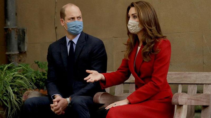 Prens William koronavirüse yakalanıp gizlemiş