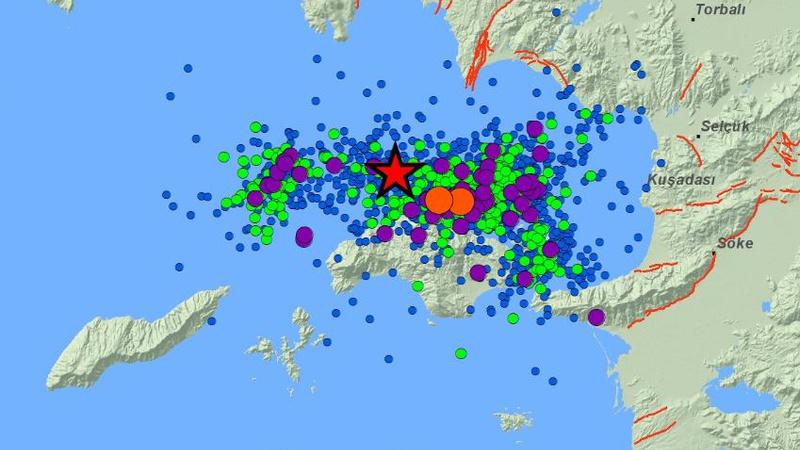 Kandilli'den İzmir açıklaması