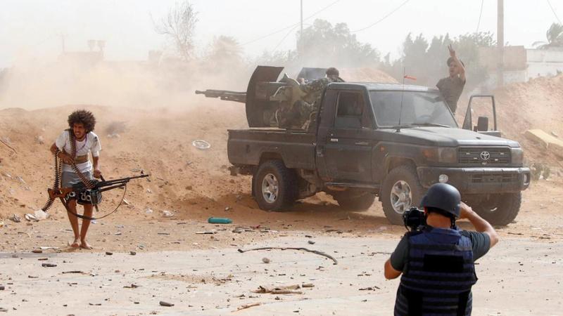 Libya'da kalıcı ateşkesin uygulanması için uzlaşıya varıldı