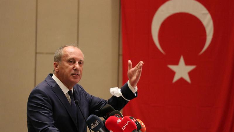 İnce'den Kılıçdaroğlu'na çağrı: Kanıtın varsa ortaya koy