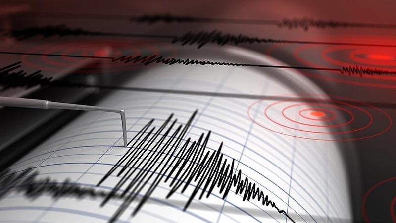 Marmara Denizi'nde 3 büyüklüğünde deprem