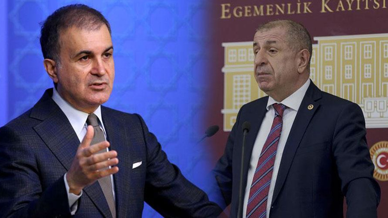 """""""AK Parti ve İYİ Parti'den gizli görüşme"""" iddiasına yanıt"""
