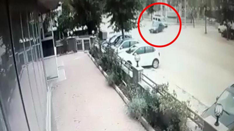 Plakayı Burdur'dan, otomobili Antalya'dan çaldı!