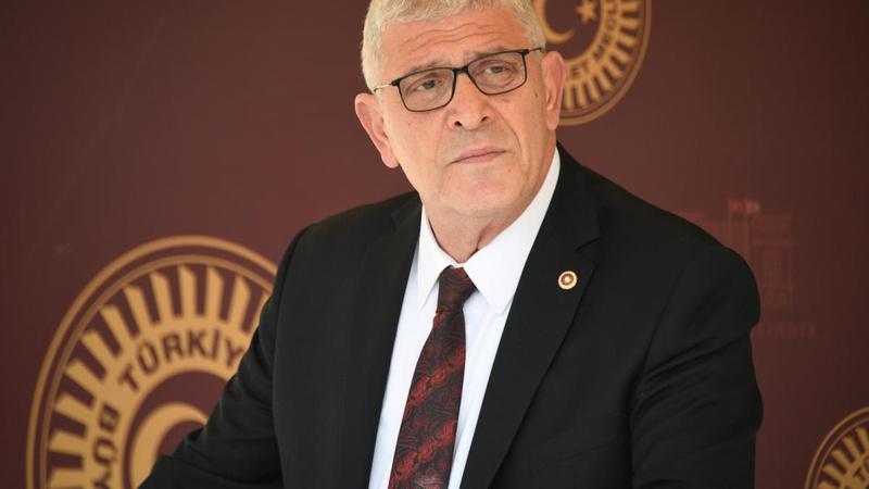 İYİ Partili Dervişoğlu'dan Özdağ'ın iddialarına yanıt