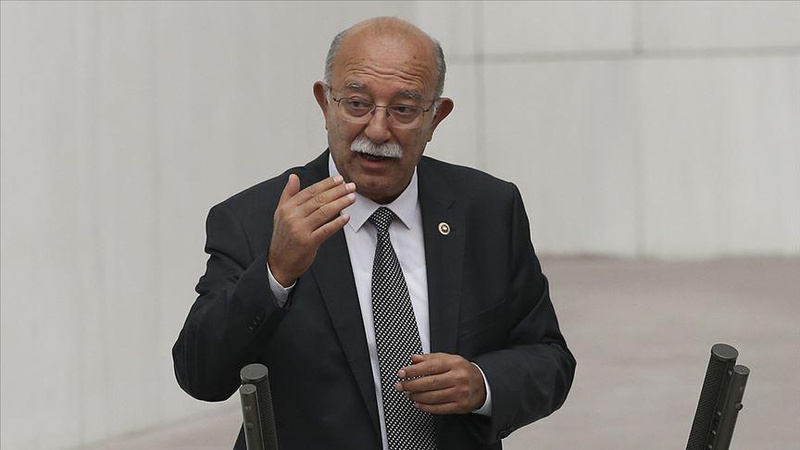 İsmail Koncuk, İYİ Parti'den istifa etti