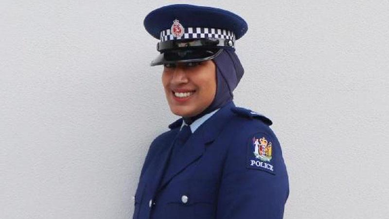 Yeni Zelanda'da emniyet teşkilatına başörtü izni