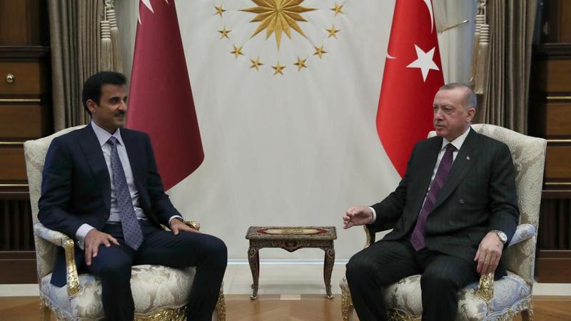 Katar Emiri, Türkiye temaslarını değerlendirdi