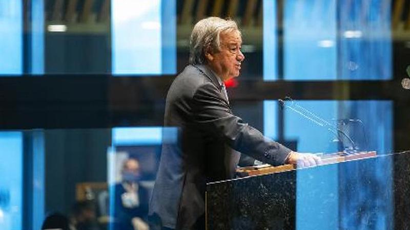 BM: İnsanlık doğayla savaşıyor, bu intihardır