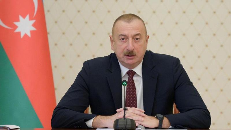 İlham Aliyev, BM Genel Kurulu Covid-19 Zirvesi'nde konuştu