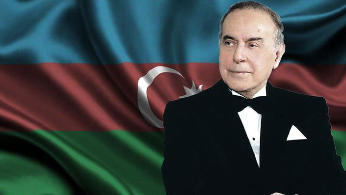 Haydar Aliyev'in vasiyetini 17 yıl sonra oğlu yerine getirdi