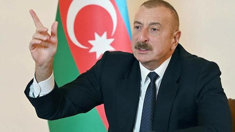 Aliyev'den ABD'nin Türkiye'ye S-400 yaptırım kararına tepki