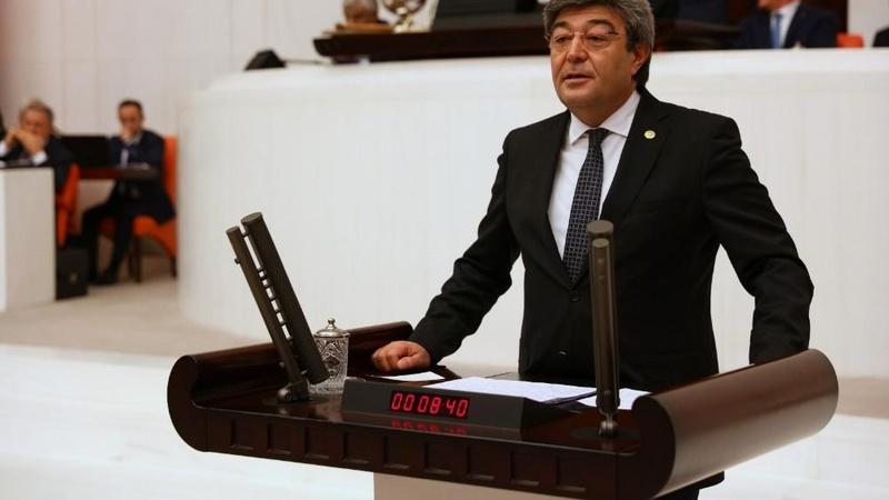 İYİ Partili vekil Kovid-19'a yakalandı