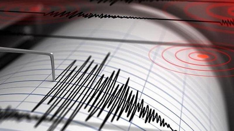 Elazığ'da 5.3 büyüklüğünde deprem
