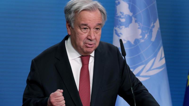 """BM'den """"2021'i şifa yılı yapalım"""" mesajı"""