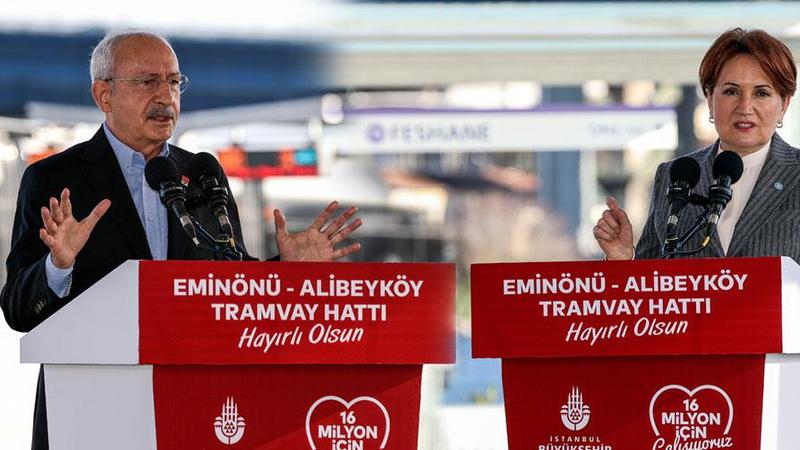 Eminönü-Alibeyköy Tramvay Hattı'nın ilk kısmı açıldı!