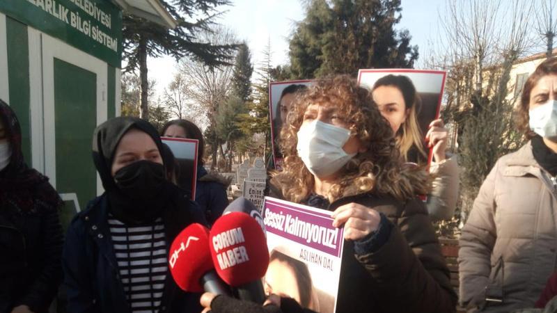 Boğularak öldürülen Aslıhan'ın ailesinden açıklama
