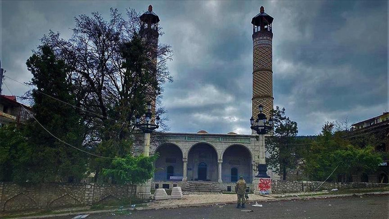 Şuşa, Azerbaycan'ın 'kültür başkenti' ilan edildi