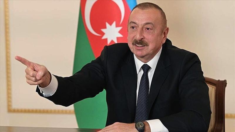 Aliyev'den Ermenistan'a uyarı: Cevabımız çok sert olur!